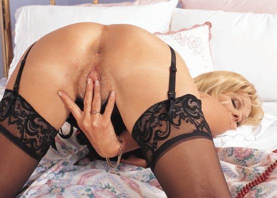 femme gynarchique mature salope anal